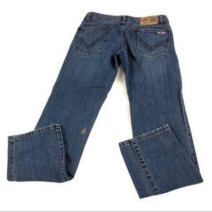 Volcom Boys Blue Slim Jeans 26